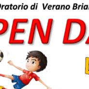 ASDO VERANO – Iscrizioni Stagione Sportiva 18-19 (1 e 8 Settembre)