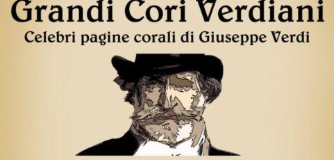 """""""Grandi Cori Verdiani"""" – Domenica 1 dicembre"""